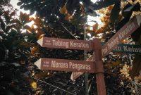Rute Tebing Keraton Bandung