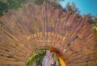 Spot Foto Bukit Sekipan Tawangmangu