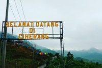Spot Foto Curug Ciherang Bogor