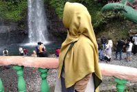 Spot Foto Curug Luhur Bogor