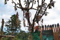 Spot Foto Kampung Indian Kediri