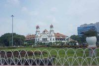 Spot Foto Lawang Sewu Semarang