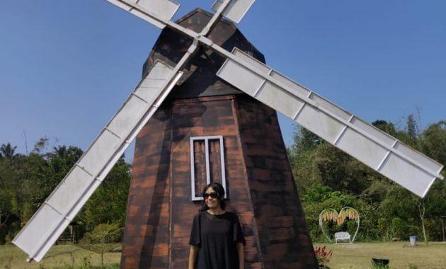 Spot Foto Merapi Park Jogja