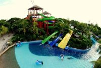 Spot Foto Pantai Cermin Theme Park And Resort Hotel