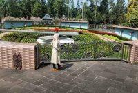 Spot Foto Taman Bunga Nusantara Bogor