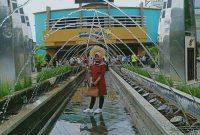 Spot Foto Taman Pintar Yogyakarta