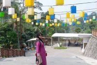 Spot Foto Taman Wisata Karang Resik Tasikmalaya