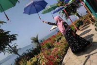 Spot Foto Waduk Gajah Mungkur Wonogiri