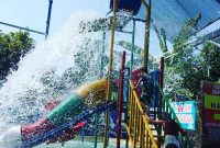 Wahana Air Negeri Dongeng Blitar