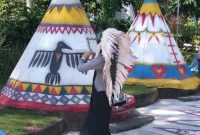 Wahana Kampung Indian Kediri