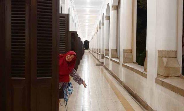 Wahana Lawang Sewu Semarang