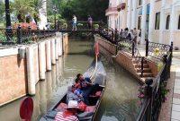 Wahana Little Venice Kota Bunga Bogor