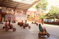 Wahana Permainan Kampung Coklat Blitar