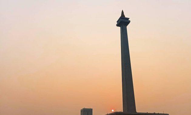 Alamat Monumen Nasional Jakarta