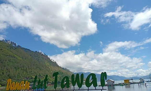 Danau Laut Tawar Wisata di Takengon