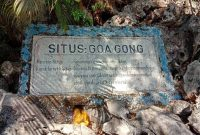 Fasilitas Goa Gong Pacitan