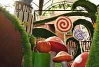 Jalan Menuju Lembang Wonderland