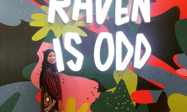 Jalan Menuju Raven Is Odd Kuningan City