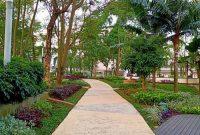 Jalan Menuju Scientia Square Park Tangerang