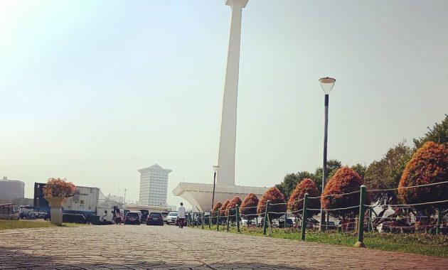 Sejarah Monumen Nasional Jakarta