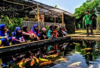Wahana Scientia Square Park Tangerang