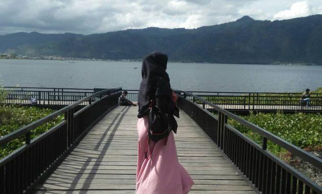 Wisata Dermaga Takengon Aceh