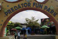 Alamat Predator Fun Park Batu