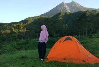 Area Camping Bukit Klangon Merapi Jogja