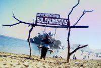 Fasilitas Pantai Balekambang Malang