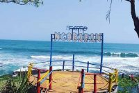 Fasilitas Pantai Ngobaran Gunungkidul