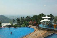 Fasilitas Taman Love Soreang Bandung