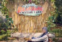 Harga Tiket Masuk DKandang Amazing Farm Depok