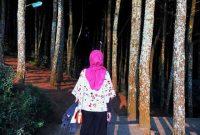 Jalan Menuju Bukit Moko Bandung