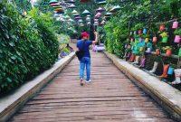 Jalan Menuju DKandang Amazing Farm Depok