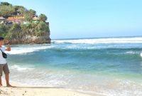 Jalan Menuju Pantai Indrayanti Gunungkidul
