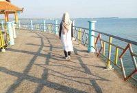 Jalan Menuju Pantai Kartini Jepara