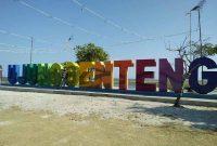 Jalan Menuju Pantai Ujung Genteng Sukabumi