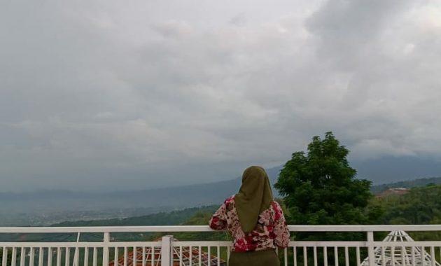 Jalan Menuju Taman Love Soreang Bandung