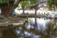 Jalan Menuju Taman Rekreasi Wiladatika Cibubur