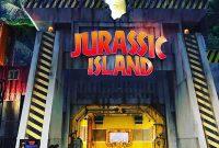 Jurassic IslandTrans Studio Cibubur Depok