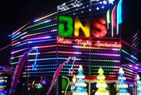 Lokasi Batu Night Spectacular Malang