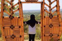 Lokasi Bukit Cinta Watu Prahu Klaten