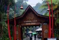 Lokasi Kampung Daun Bandung