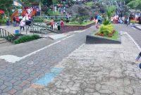 Lokasi Lokawisata Baturraden Purwokerto