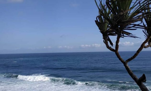 Lokasi Pantai Drini Gunungkidul