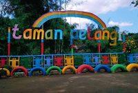 Lokasi Taman Pelangi Bantul