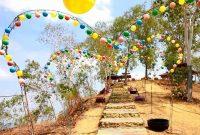 Rute Bukit Cinta Watu Prahu Klaten