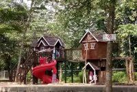 Rute DKandang Amazing Farm Depok
