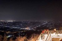 Spot Foto HeHa Sky View Malam Hari
