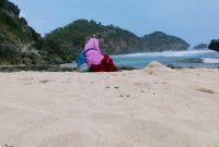 Spot Foto Pantai Drini Gunungkidul